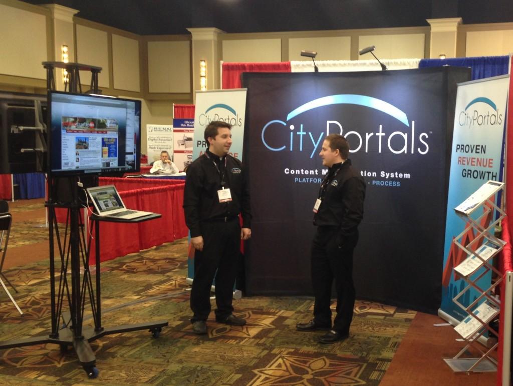CityPortals.com Booth